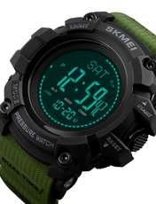 ساعت مچی دیجیتال مردانه اسکمی مدل 1358G-NP -  - 3