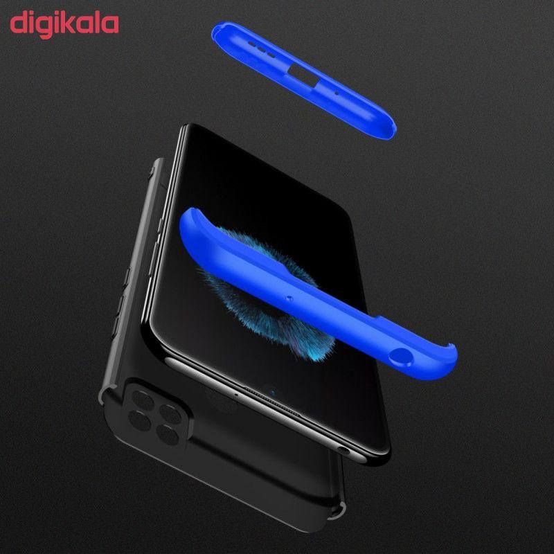 کاور 360 درجه جی کی کی مدل GK-REDMI9C-RM9C9C مناسب برای گوشی موبایل شیائومی REDMI 9C main 1 7