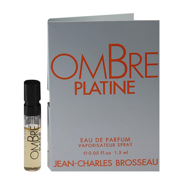 عطر جیبی زنانه جان چارلز بروسو مدل Ombre Platine حجم 1.5 میلی لیتر