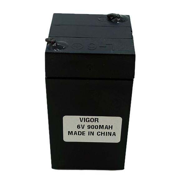 باتری سیلد اسید 6 ولت مدل ویگور