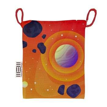 کیف هندزفری ممفیس مدل کهکشان کد 05