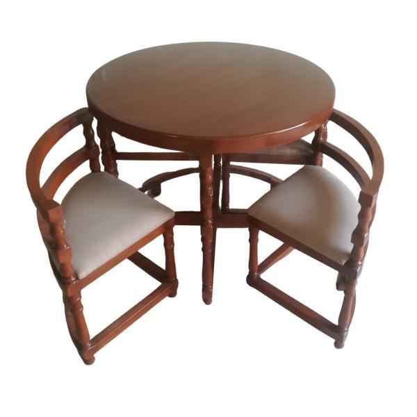 میز و صندلی ناهارخوری 4 نفره مدل Ro-614