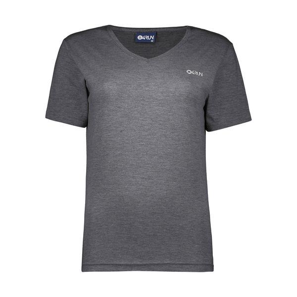 تی شرت ورزشی زنانه بی فور ران مدل 210323-94
