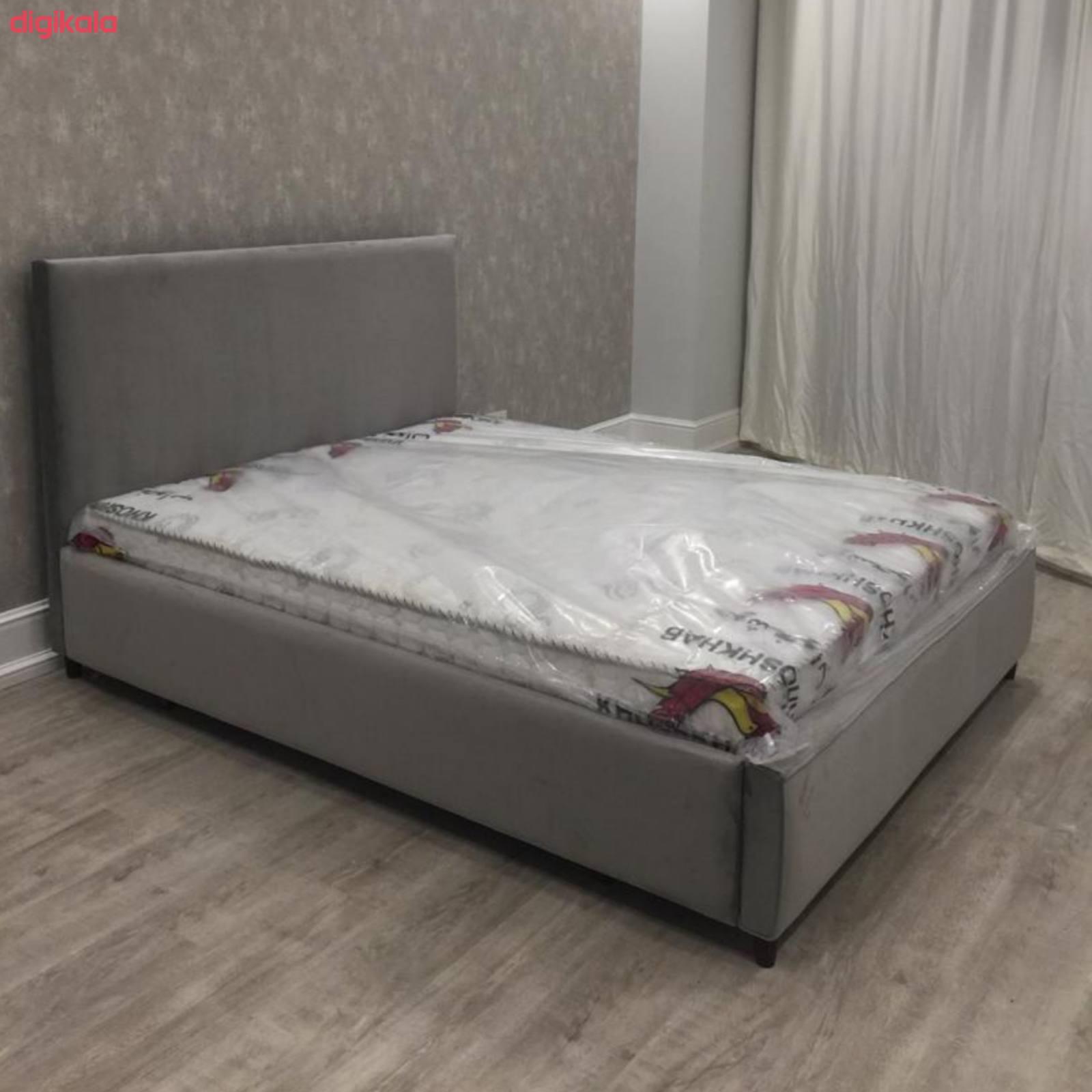 تخت خواب دونفره مدل T2 سایز 160×200 سانتی متر main 1 1