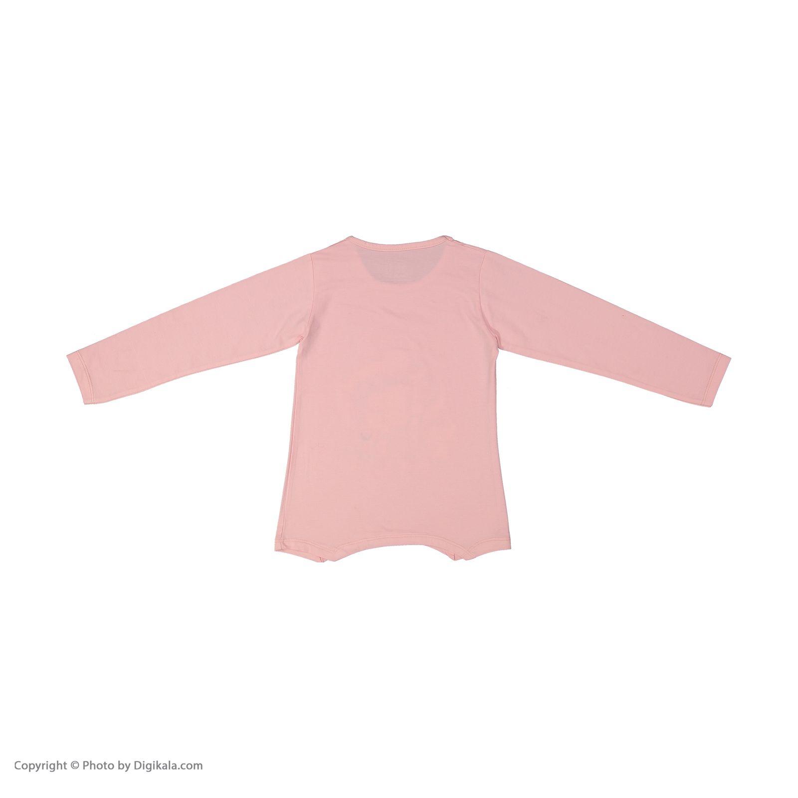 تی شرت دخترانه سون پون مدل 1391352-84 -  - 4