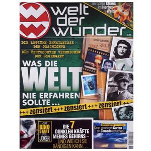 مجله Welt der Wunder نوامبر 2019