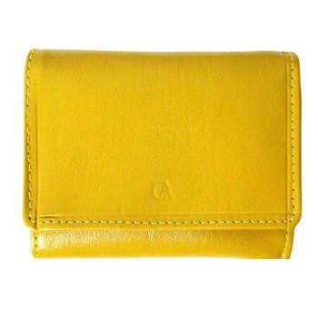 کیف پول زنانه چرم آرا مدل nj015