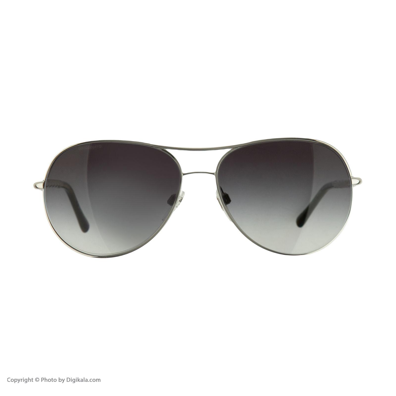 عینک آفتابی زنانه بربری مدل BE 3082S 10058G 57 -  - 3