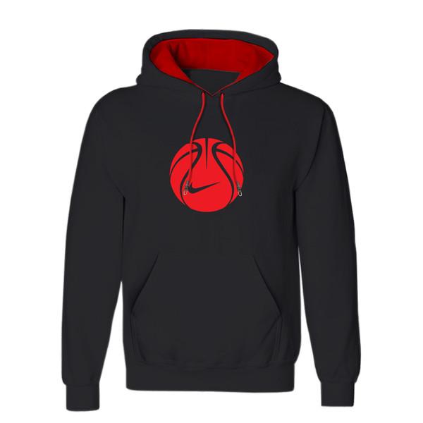 هودی مردانه مدل توپ بسکتبال کد 012