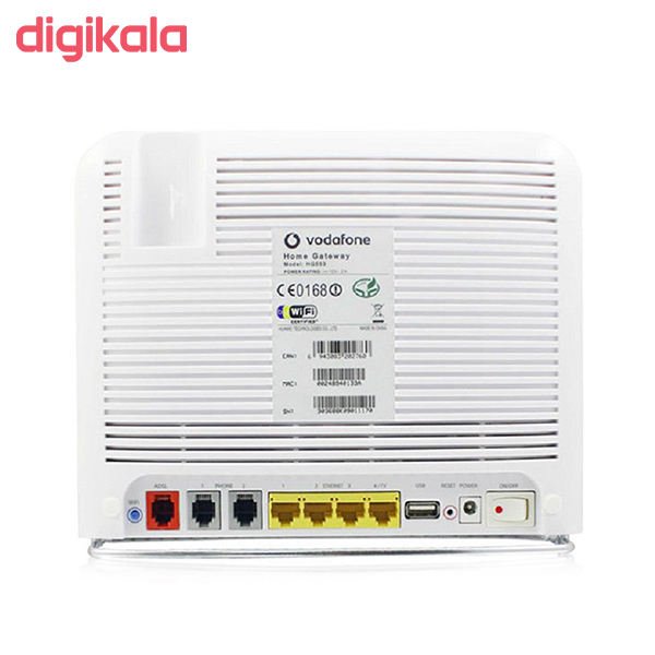 مودم روتر ADSL ودافون مدل HG553