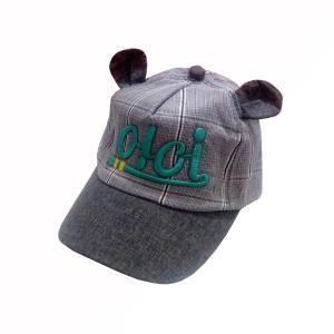 کلاه کپ بچگانه مدل خرگوشی کد 220045
