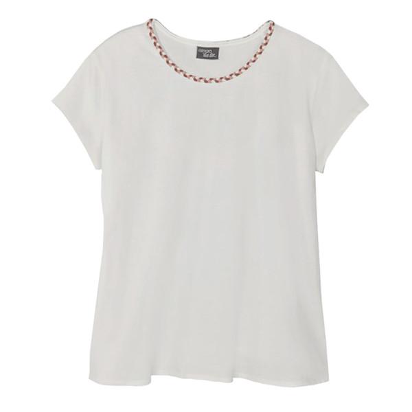 تیشرت زنانه اسمارا کد IAN 296735