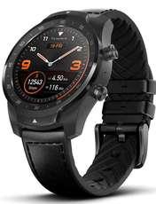 ساعت هوشمند موبووی مدل ticwatch کد PRO 2020 SHADOW BK -  - 2