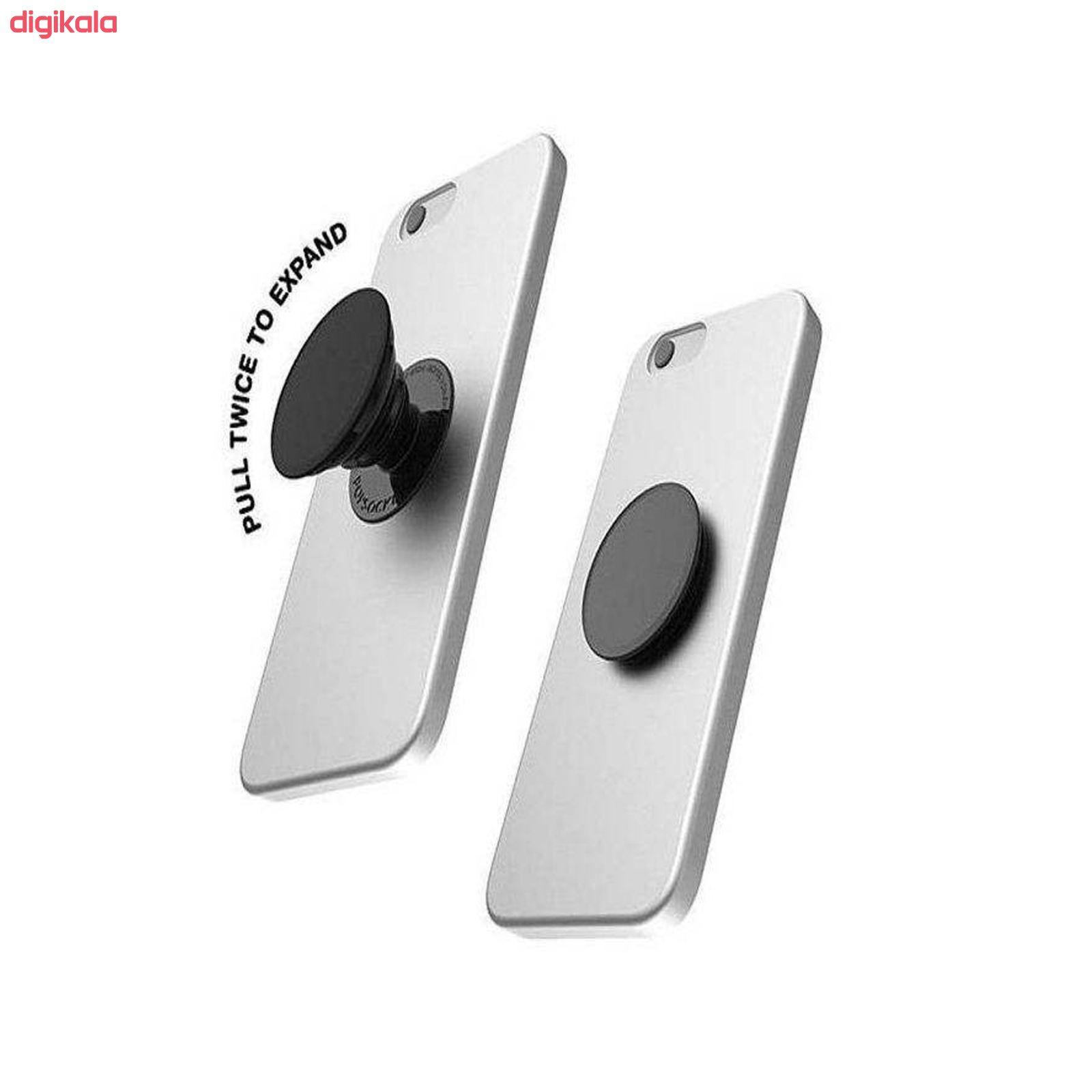 نگهدارنده گوشی موبایل مدل پایه نگهدارنده گوشی موبایل پاپ سوکت مدل F123 main 1 2