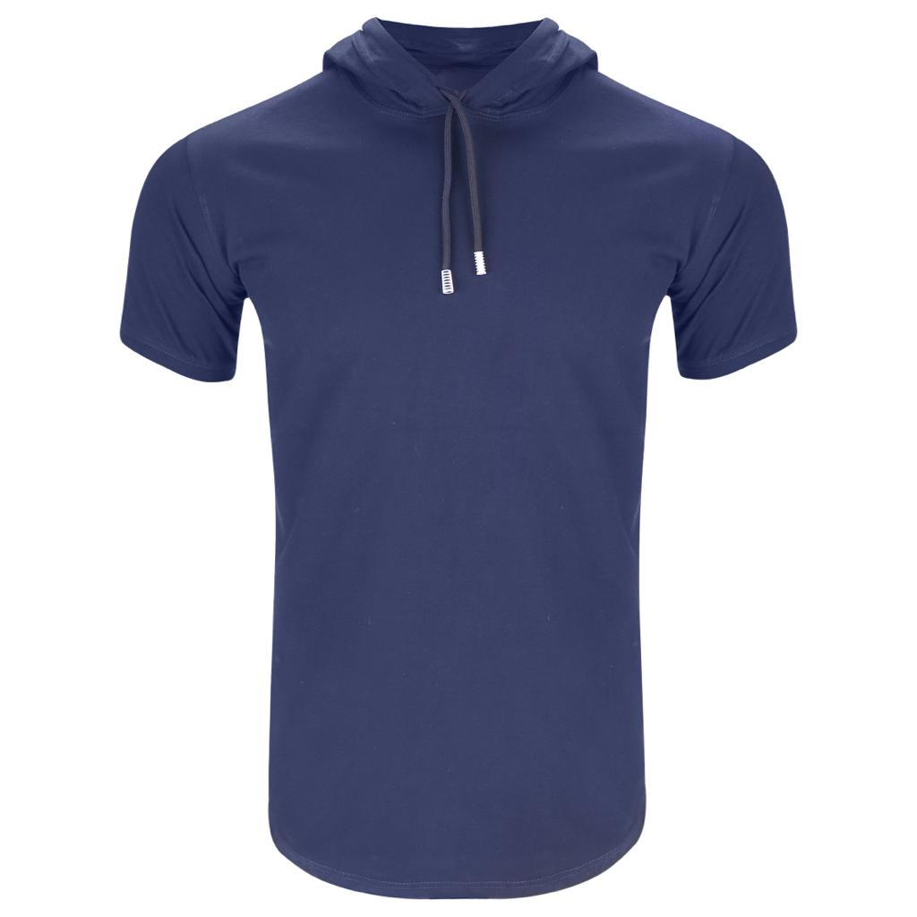 تی شرت کلاه دار مردانه بست بای کد 512-26