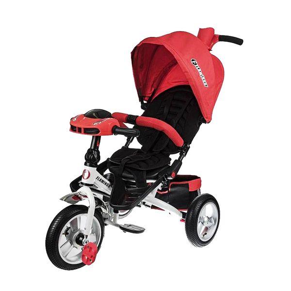 سه چرخه کودک فلامینگو مدل T400 Air کد 800