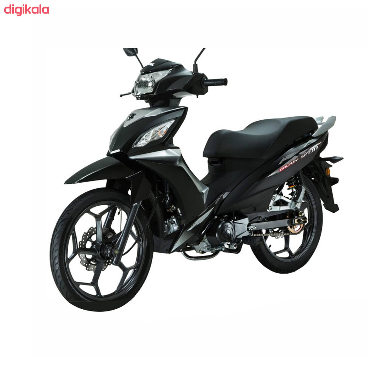 موتورسیکلت گلکسی مدل SR130 حجم 130 سی سیسال 1399 main 1 5