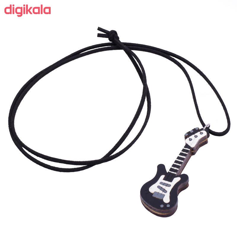 گردنبند طرح گیتار کد 207 main 1 2