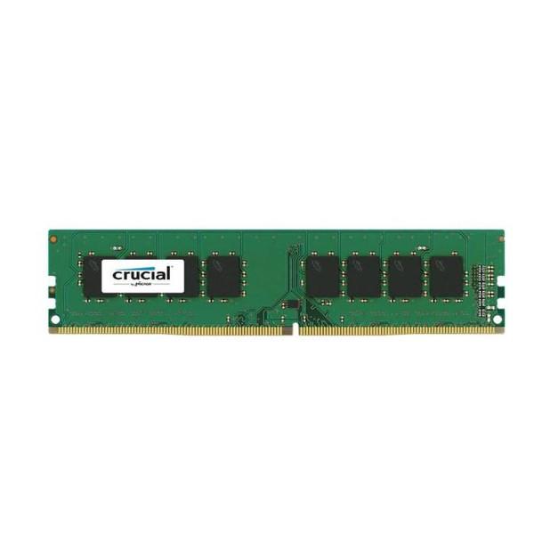 رم دسکتاپ DDR4 تک کاناله 2400 مگاهرتز CL17 کروشیال مدل 2a ظرفیت 4 گیگابایت