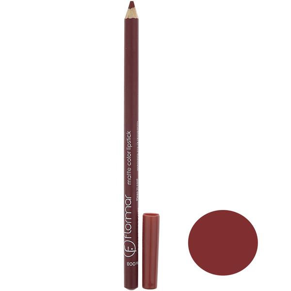 مداد لب فلورمار شماره 008