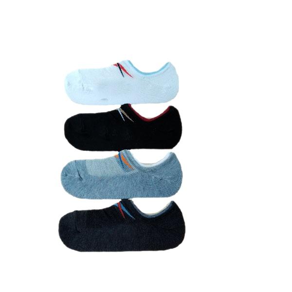 جوراب   مردانه   مدل پرچم   کد 66   مجموعه  4 عددی