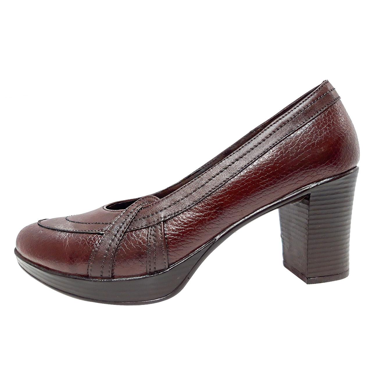کفش زنانه روشن کد 22-7060              (قیمت و عکس)