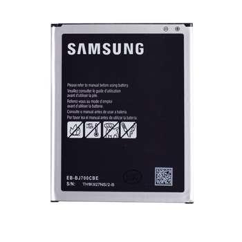 باتری موبایل مدل EB-BJ700CBE ظرفیت ۳۰۰۰ میلی آمپرساعت مناسب برای گوشی موبایل سامسونگ 2015 Galaxy J7