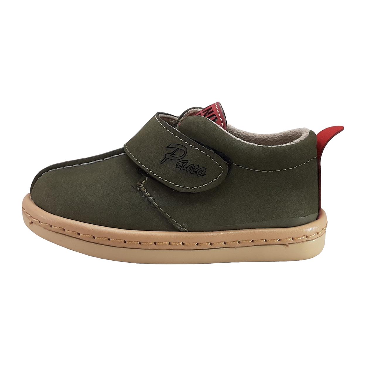کفش پسرانه پانو مدل PG41 رنگ سبز