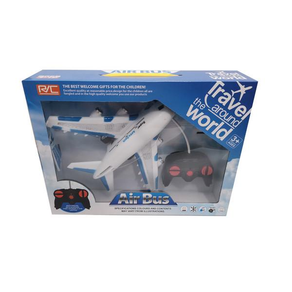 هواپیما بازی کنترلی مدل AIR BUS