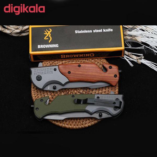 چاقو سفری برونینگ مدل DA308 main 1 2