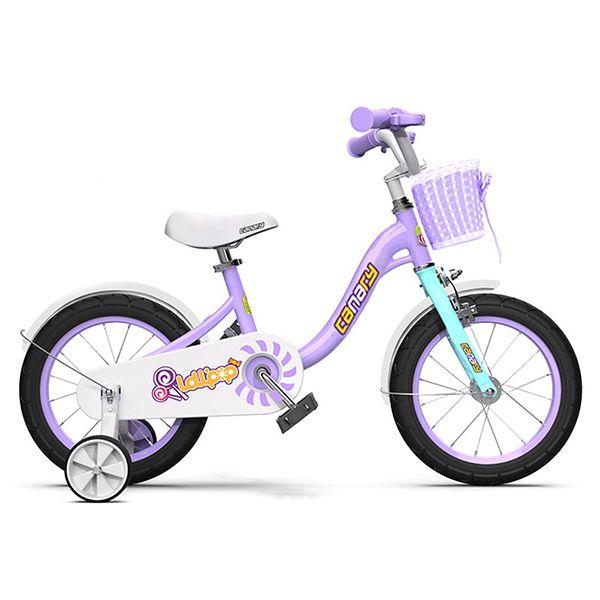 دوچرخه شهری قناری مدل Lollipop سایز 12