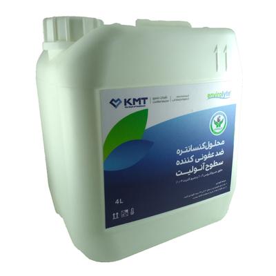 محلول ضدعفونی کننده سطوح آنولیت مدل 8580 حجم ۴ لیتر
