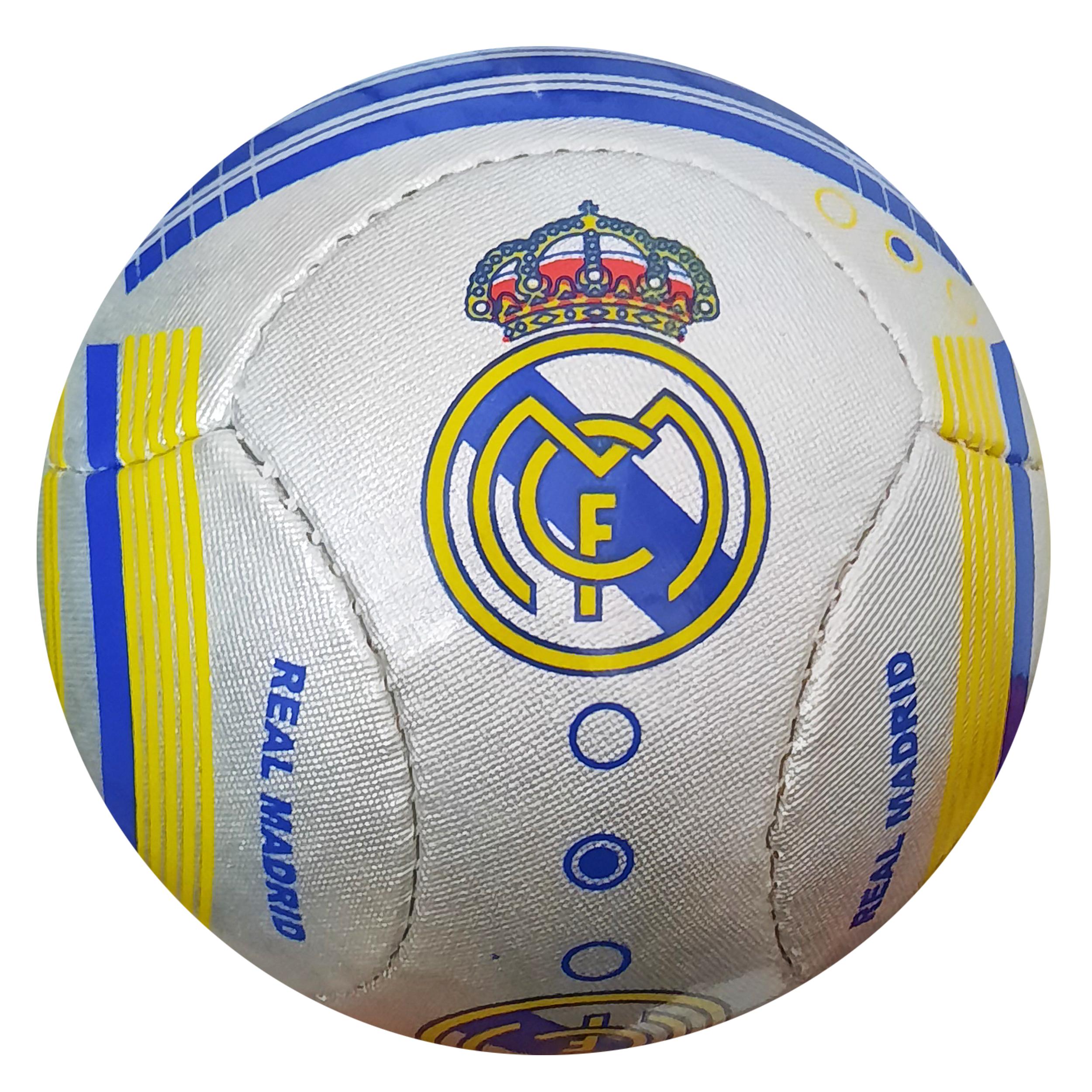 توپ فوتبال طرح رئال مادرید مدل FC-2020