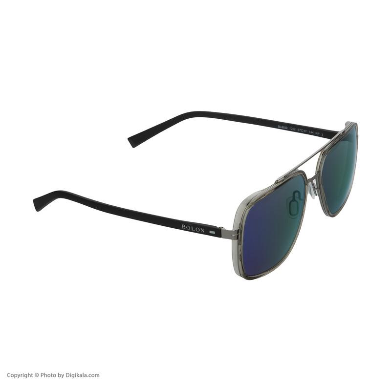 عینک آفتابی مردانه بولون مدل BL6032D12
