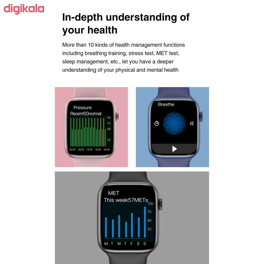 ساعت هوشمند مدل HW22 main 1 6