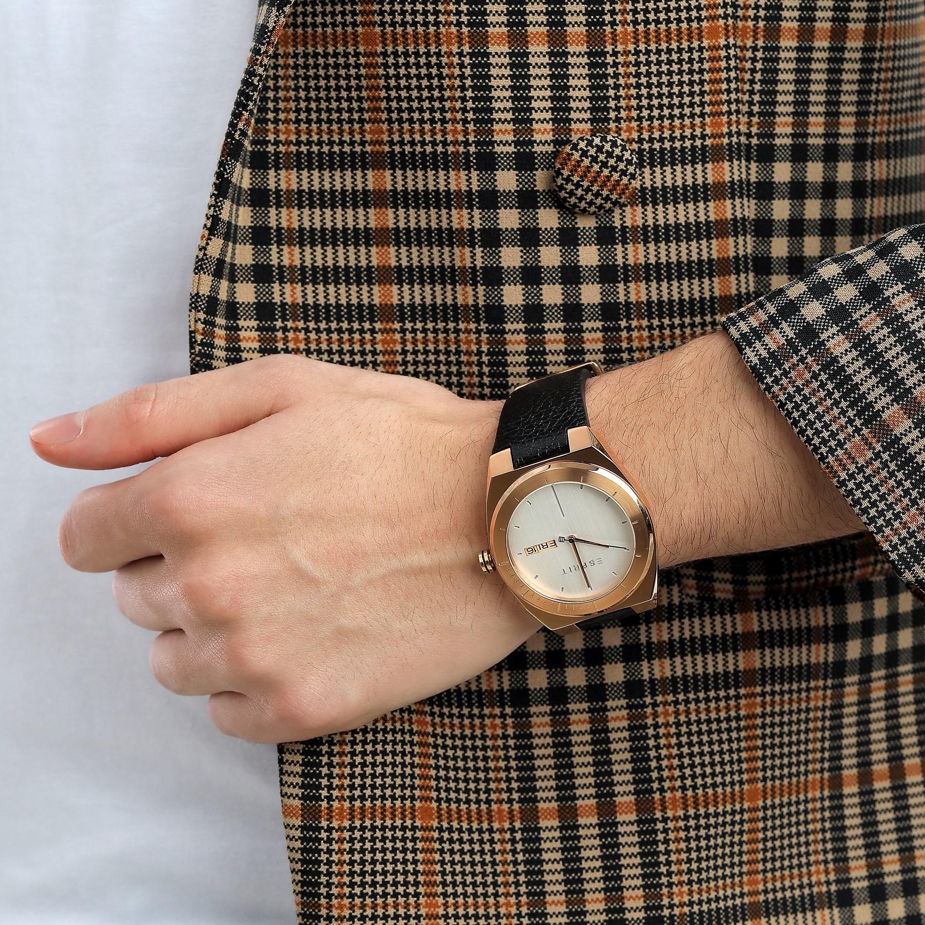 ساعت مچی عقربهای مردانه اسپریت مدل ES1G158L0025