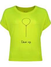تی شرت  ورزشی زنانه پانیل مدل 180Y -  - 1