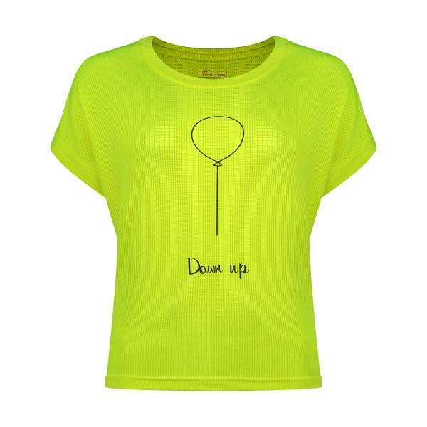 تی شرت ورزشی زنانه پانیل مدل 180Y