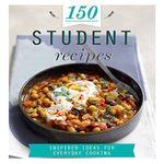 کتاب 150 Student Recipes hev اثر Howard Hughes نشر Parragon