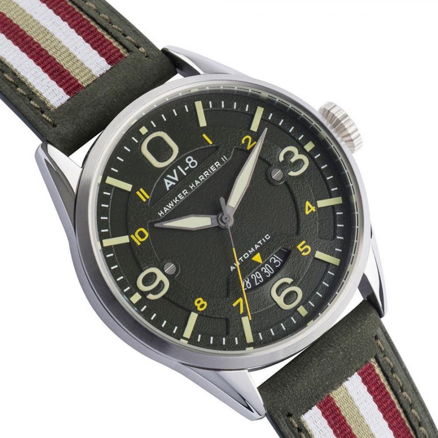 ساعت مچی عقربه ای مردانه ای وی ایت مدل AV-4040-02
