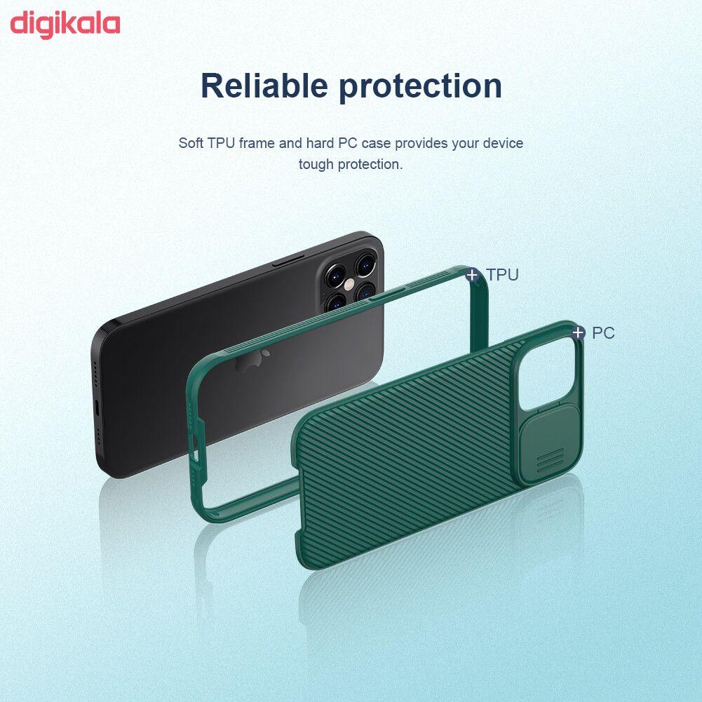 کاور نیلکین مدل CamShield Pro مناسب برای گوشی موبایل اپل iphone 12 pro max main 1 3