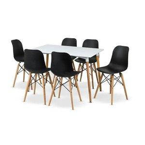 میز و صندلی ناهارخوری مدل US کد 71