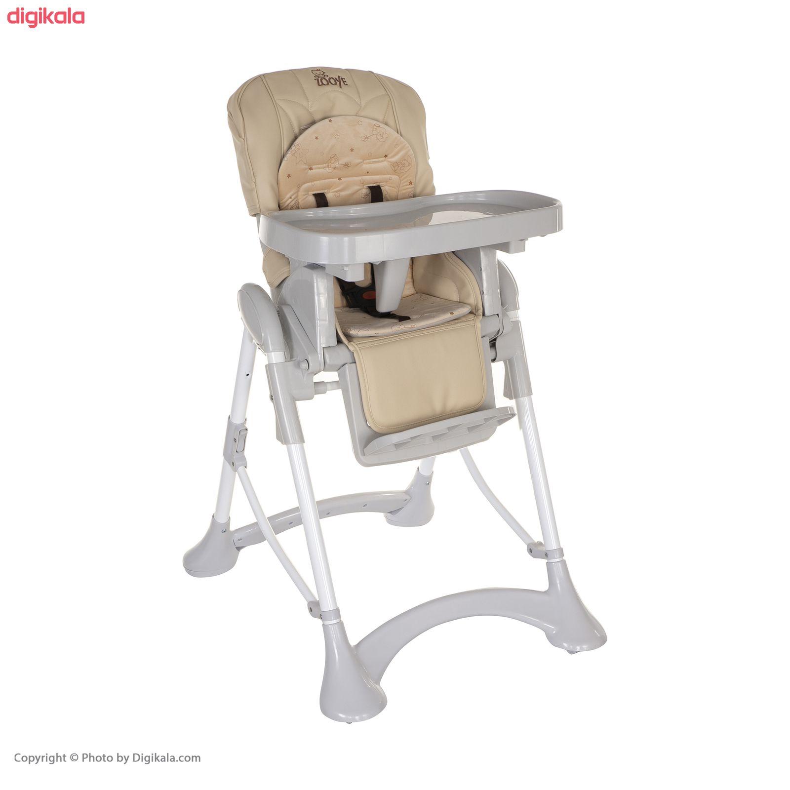 صندلی غذاخوری کودک زویی مدل Z110-2 main 1 10