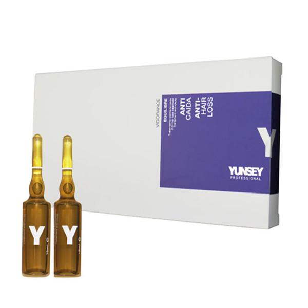 محلول  تقویت کننده مو یانسی مدل ANTI CAIDA حجم 10 میلی لیتر بسته 10 عددی