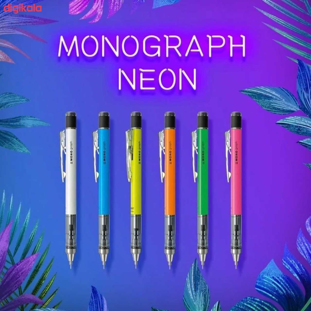 مداد نوکی 0.5 میلی متری تومبو مدل MONO GRAPPH main 1 14