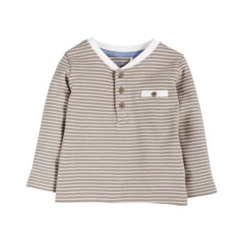 تی شرت آستین بلند پسرانه لوپیلو مدل b001