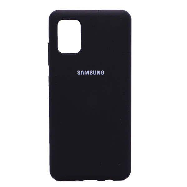 کاور مدل SIL-0031 مناسب برای گوشی موبایل سامسونگ Galaxy A31                     غیر اصل
