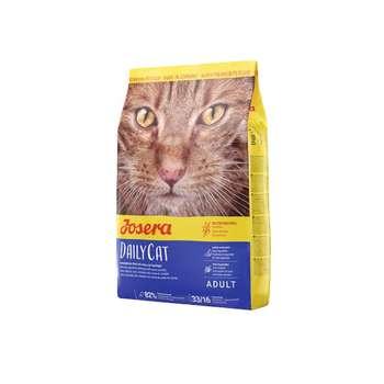 غذای خشک گربه جوسرا مدل DAILY CAT  10 وزن 2 کیلوگرم