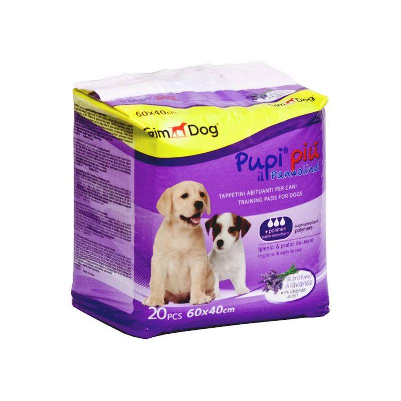 پد زیر انداز بهداشتی سگ جیم داگ مدل Gimdog بسته 20 عددی