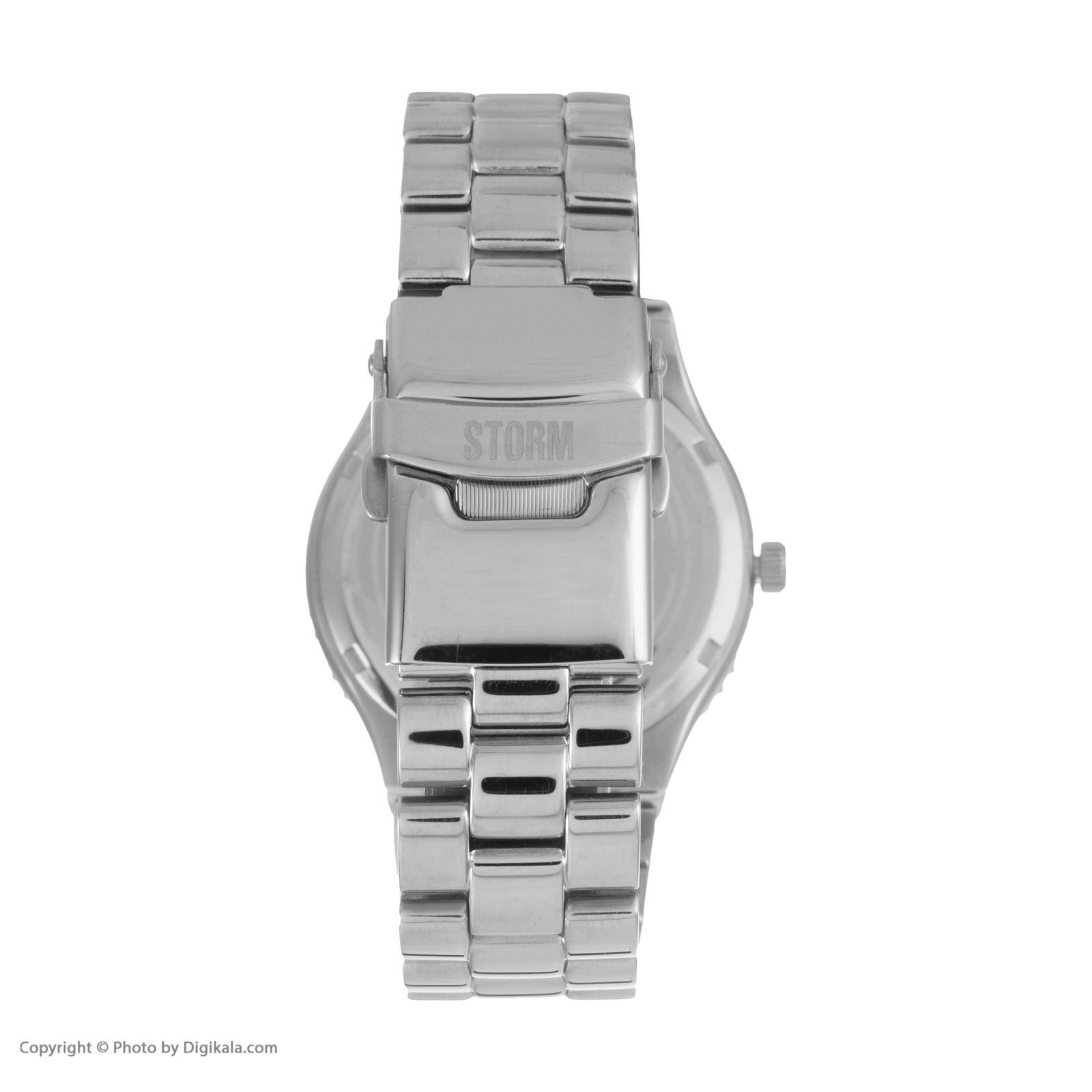 ساعت مچی عقربه ای زنانه استورم مدل ST 47148-BK -  - 5
